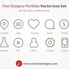 designer portfolio bag pdf