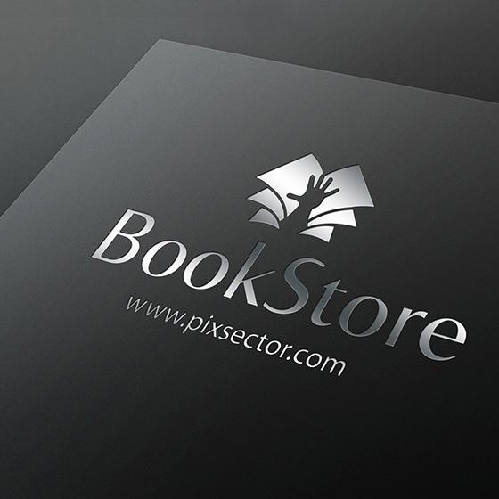 Black logo mockup template free psd - Pixsector