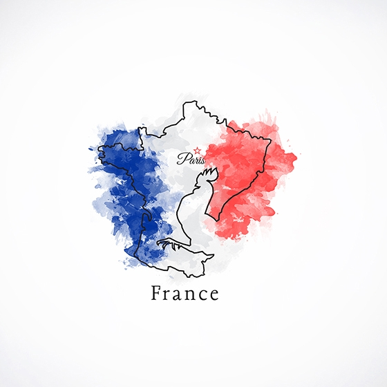 French Flag Wallpaper For Iphone And Desktop Pixsector